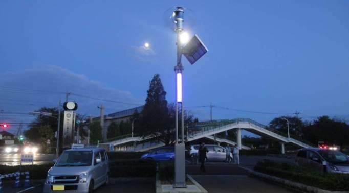 Hybrid Street Lighting Systems
