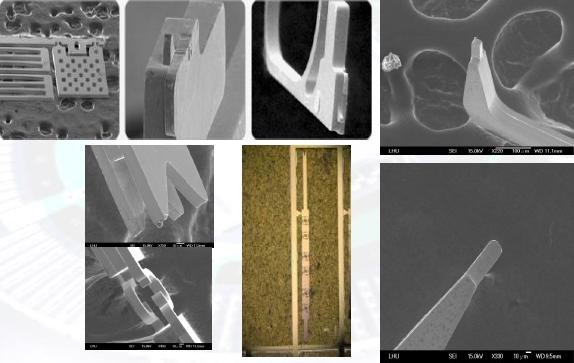 3次元MEMSの材料特性