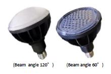 LED PAR52型 (電球式)