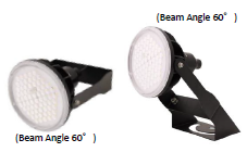 LED PAR52型 (フレーム固定式)