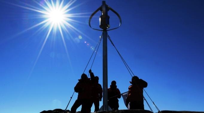 DS-300垂直軸風力發電機